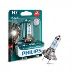 Bec motocicleta H7 Philips Xtreme Vision Moto +130%, 12V,...