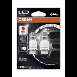 Set 2 leduri auto exterior P27/7W Osram LEDRIVING, 6000K,...