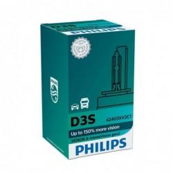 Bec Xenon D3S Philips Xtreme Vision gen 2 +150, 35W, 42 V