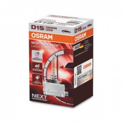 Bec xenon Osram D1S Xenarc Night Breaker Laser - NEXT...