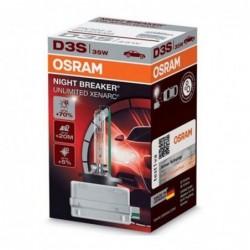 Bec xenon D3S Osram Night Breaker Unlimited, 85V, 35W