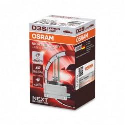 Bec xenon Osram D3S Xenarc Night Breaker Laser - NEXT...