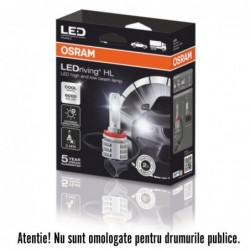 Leduri auto Osram H11 LEDriving , 14 W, 6000 K, 67211CW