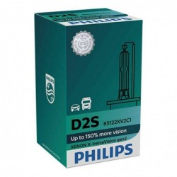 Bec Xenon D2S Philips Xtreme Vision gen 2 +150, 35W, 1 bec