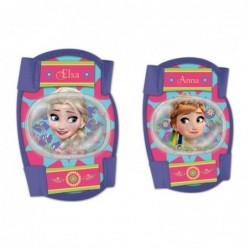 Set protectie pentru coate si genunchi, Disney Frozen