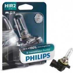 Bec auto Philips HIR2 X-tremeVision Pro 150, 12V, 55W
