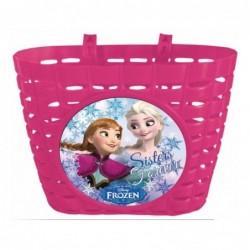 Cos bicicleta Disney Frozen