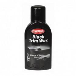 Ceara lustruit plastice exterioare negre CarPlan Black...