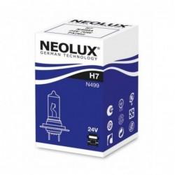 Bec far camion H7 Neolux Standard, 24V, 70W