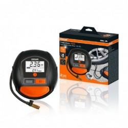 Compresor auto cu acumulator si afisaj electronic Osram...