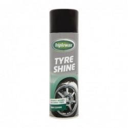 Solutie pentru curatare si redare stralucire anvelope...