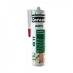Etansant acrilic pentru reparatii, Ceresit CS 11, Alb,...