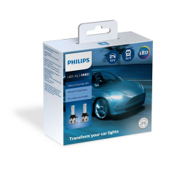 Leduri auto proiectoare Philips HIR2 Philips Ultinon...