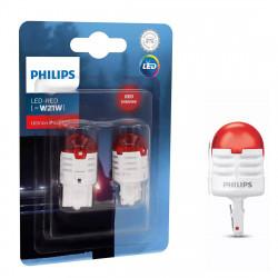 Set 2 leduri auto Philips W21W Ultinon Pro3000 SI,...
