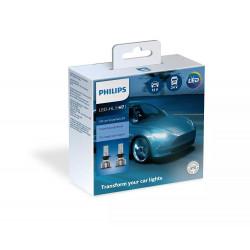 Leduri auto proiectoare Philips H7 Philips Ultinon...