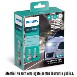 Leduri auto HIR2 Philips Ultinon Pro5000 HL, 5800 K, 12 /...