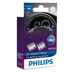 Anulatoare eroare LED Philips CANbus LED Control, 12V, 5W