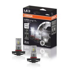 Becuri LED PSX24W Osram LEDriving, 6W, 6000 K, 2604CW