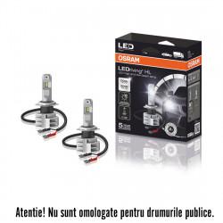 Becuri LED H7 Osram LEDriving GEN 2 , 18 W, 6000 K, 67210CW