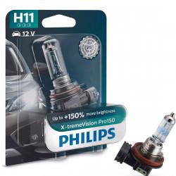 Bec auto Philips H11 X-tremeVision Pro150, 12V, 55W