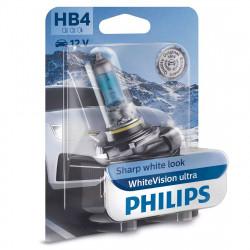 Bec auto Philips HB4 White Vision Ultra, 12V, 51W