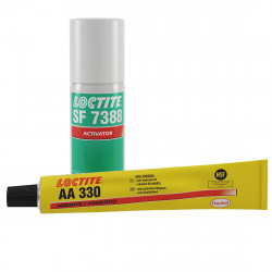 Loctite 330 + Loctite 7388 - Set adeziv structural...