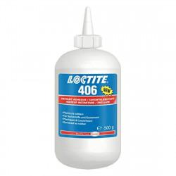 Loctite 406 - Adeziv instant pentru plastic si cauciuc,...