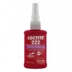 Loctite 222 - Blocator suruburi, rezistenta redusa, 50 ml