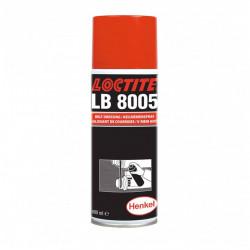 Loctite SF 8005 - Spray lubrifiant tratare curele, 400 ml