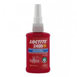 Loctite 2400 - Blocator suruburi, rezistenta medie, 50 ml