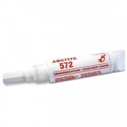 Loctite 572 - Etansant de filete, rezistenta medie, 50 ml