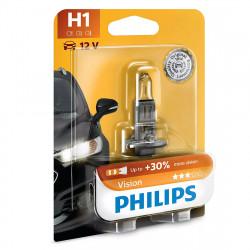Bec auto H1 Philips Vision, 12V, 55W