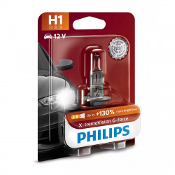 Bec auto Philips H1 X-tremeVision G-force +130, 12V, 55W