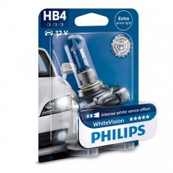 Bec auto Philips HB4 White Vision, 12V, 55W