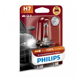 Bec auto Philips H7 X-tremeVision G-force +130, 12 V,...