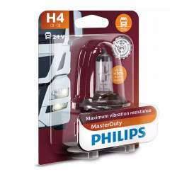 Bec far camion H4 Philips Master Duty, 24V, 75/70W,...