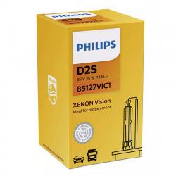 Bec Xenon D2S Philips Vision, 85V, 35W, 1 bec xenon