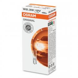 Becuri auto bord W2.3W Osram Original Line, 12V, 2.3W