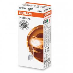 Becuri auto Osram W3W Original Line, 12V, 3W