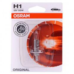 Bec auto Osram H1 Original Line, 12V, 55W