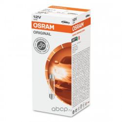 Becuri auto Osram C10W Original Line, 12V, 10W