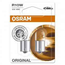 Becuri auto Osram R10W Original Line, 12V, 10W