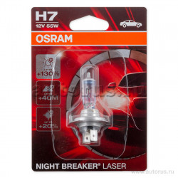 Bec auto Osram H7 Night Breaker Laser