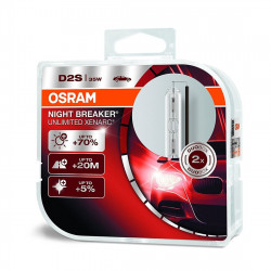 Becuri xenon D2S Osram Night Breaker Unlimited, 85V, 35W