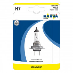 Bec auto Narva H7 Standard, 12V, 55W