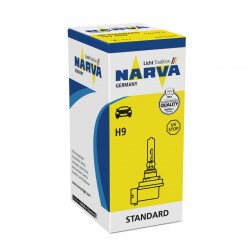 Bec auto Narva H9 Standard, 12V, 65W