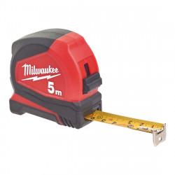 Ruletă Milwaukee Pro Compact, 5 m