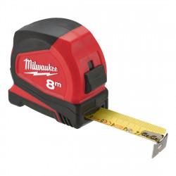 Ruletă Milwaukee Pro Compact, 8 m