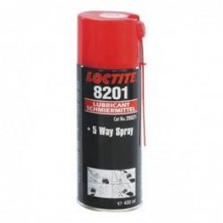 Loctite 8201 - Spray lubrifiant, 400 ml