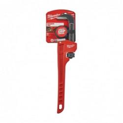 Cleste reglabil pentru tevi din otel si aluminiu, 350 mm,...